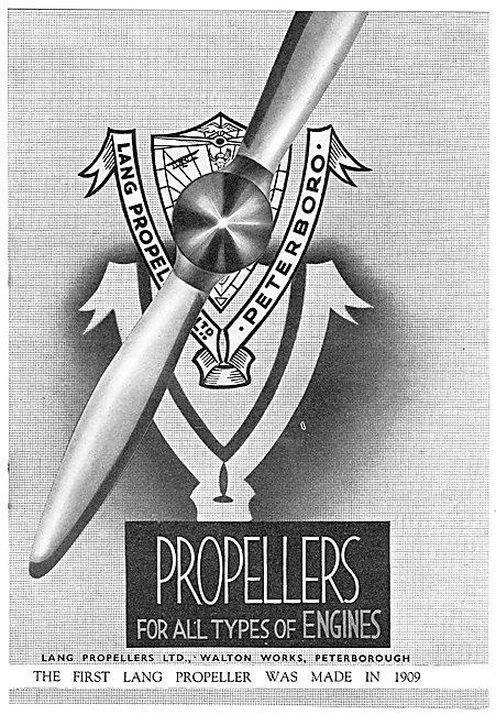 Lang Propeller Ltd. - Walton Works, Peterborough