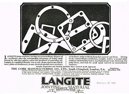 Langite Joint Washers