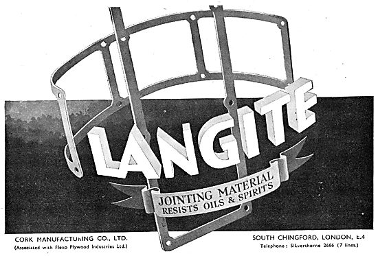Langite Oil Resistant Jointing Material