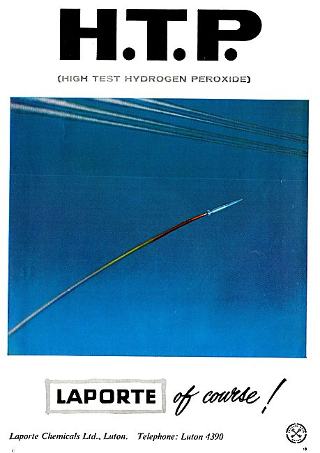 Laporte Chemicals: HTP Hight Test Peroxide - Hydrogen Peroxide