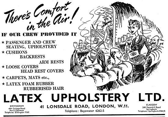 Latex Upholstery Ltd