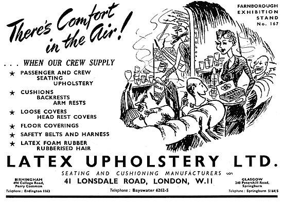 Latex Upholstery
