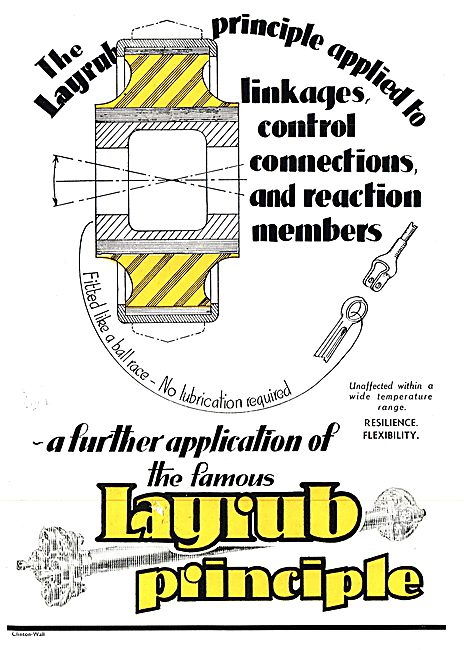 Layrub Linkages & Connections