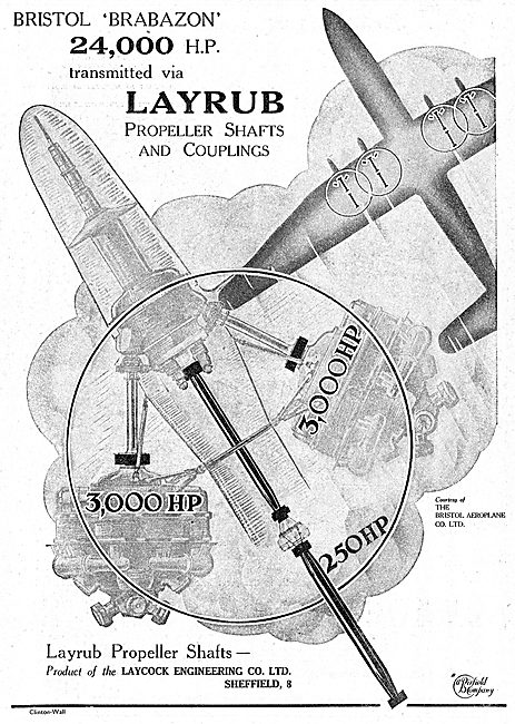 Laycock Engineering Layrub Propeller Shafts & Couplings