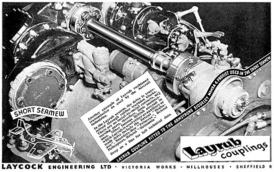 Laycock Engineering Layrub Shafts & Couplings