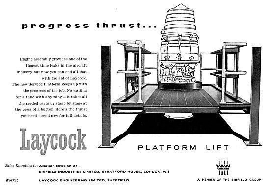 Laycock Platform Lifts