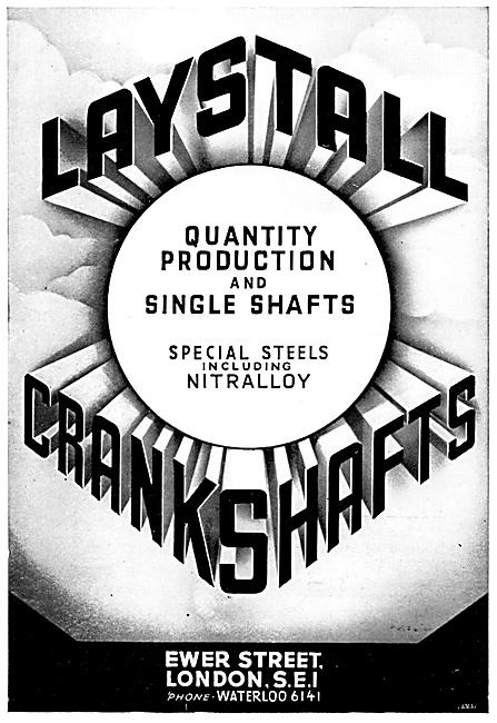 Laystall Crankshafts