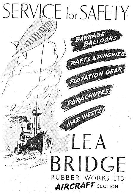 Lea Bridge Rubber Works - Flotation Gear - Balloons