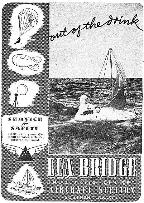 Lea Bridge Flotation Gear, Balloons & Parachutes