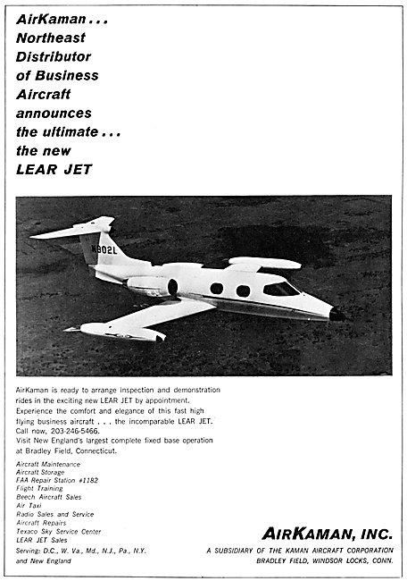 Lear Jet AirKaman