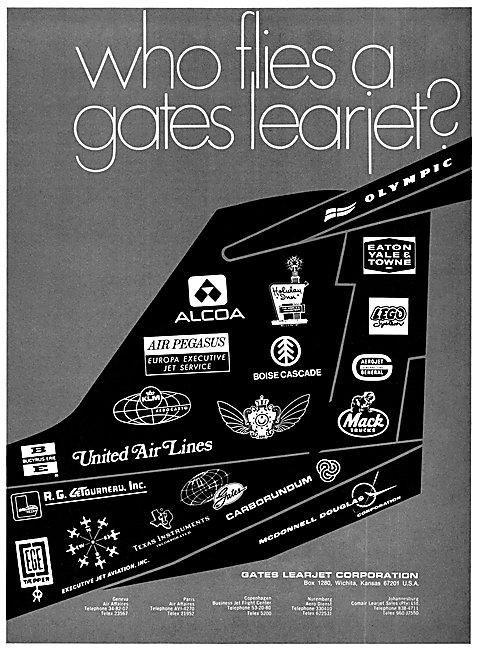 Gates Learjet