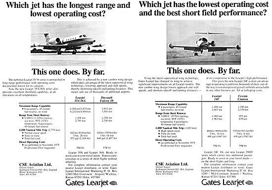 Learjet 35A  Learjet 36A