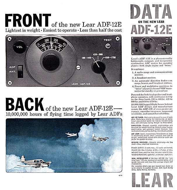 Lear ADF-12E