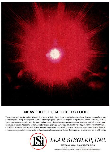 Lear Siegler R & D Laser