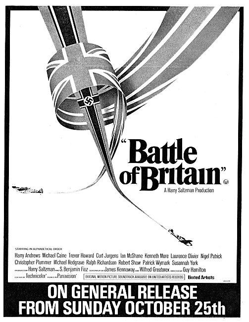 The Battle Of Britain Film
