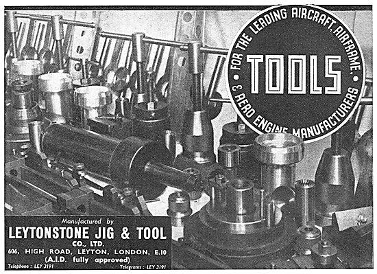 Leytonstone Jig & Tool Co : Machine Tools :
