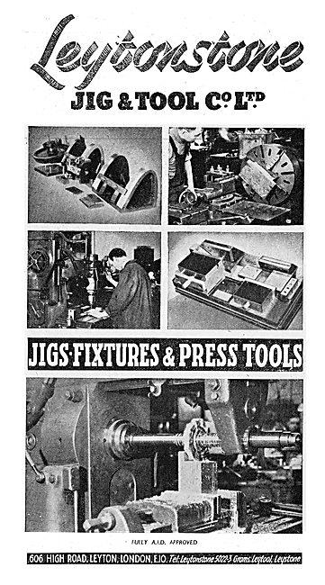 Leytonstone Jig & Tool