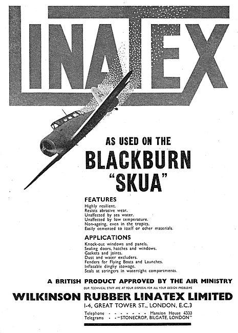 Wilkinson Rubber Linatex