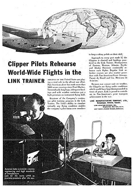 Link Flight Simulators