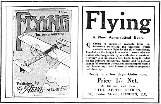 Flying - The Why And Wherefore. (Aero Offices)