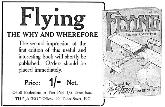 Flying - The Why And Wherefore. (Aero Offices) 1/- Net