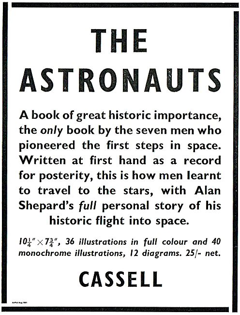 The Astronauts. Alan Shepard's Full Personal Story