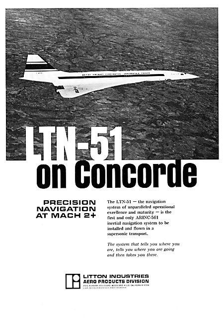 Litton LTN-51 INS