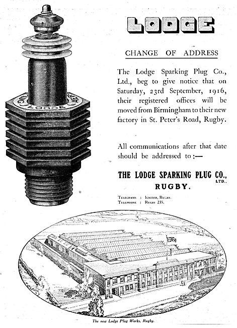 Lodge Sparking Plugs