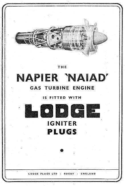 Lodge Aero-Engine Igniter Plugs