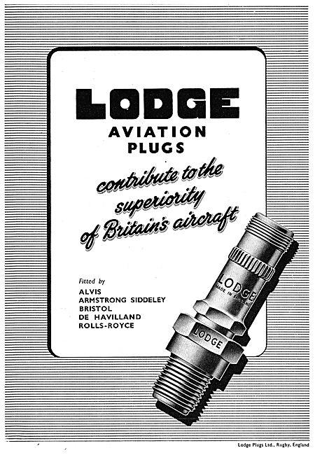 Lodge Aviation Plugs