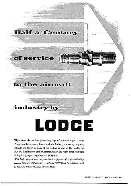 Lodge Sparking Plugs & Igniters