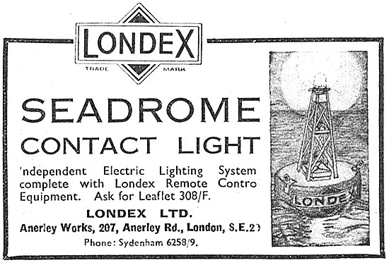Londex Seadrome Contact Lights