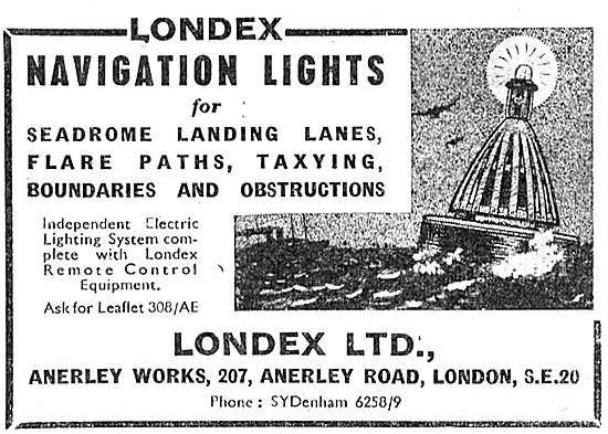 Londex Airfield & Seadrome Lights