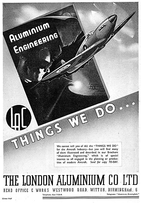 The London Aluminium Co Ltd