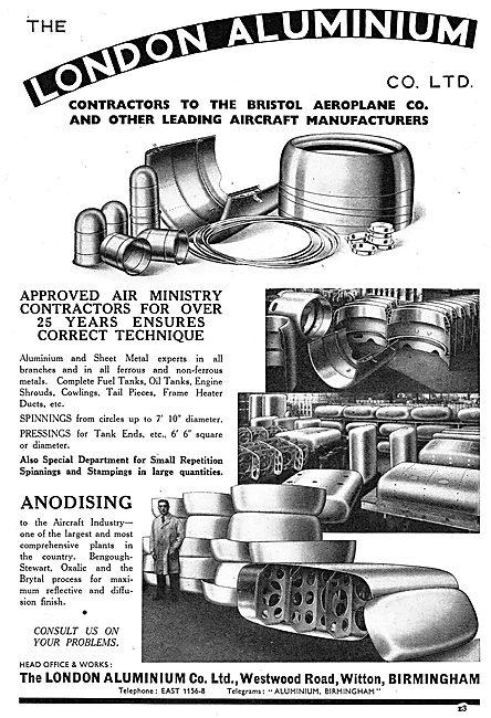 The London Aluminium Co
