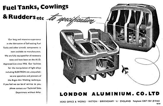 London Aluminium Sheet Metal Components & Fabrications