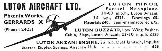 Luton Minor - Luton Buzzard