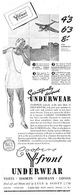 Lyle And Scott - Y-Front Underwear