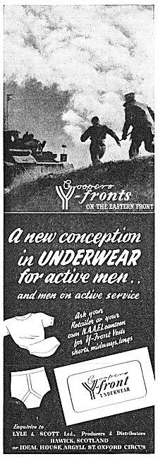 Lyle And Scott - Y-Fronts Mens Underwear