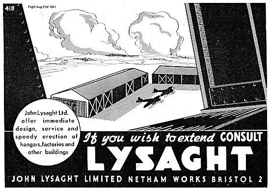 Lysaght Aircraft Hangars & Buildings