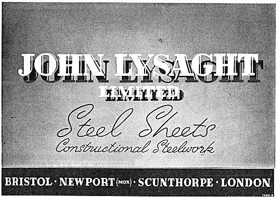 Lysaght Constructional Steelwork