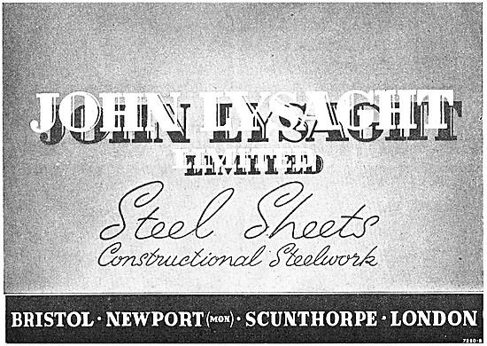Lysaght Constructional Steelwork & Steel Sheets