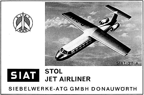 MBB SIAT STOL Airliner