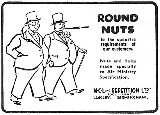 MCL And Repetition - Round Nuts