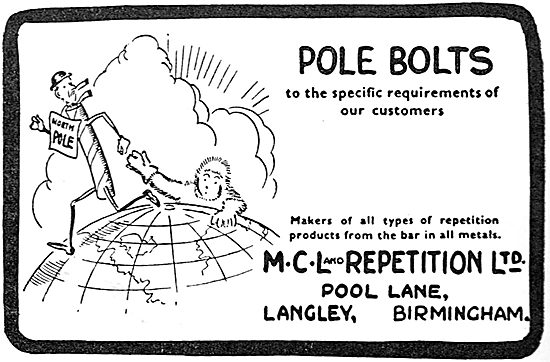MCL And Repetition -  Pole Bolts