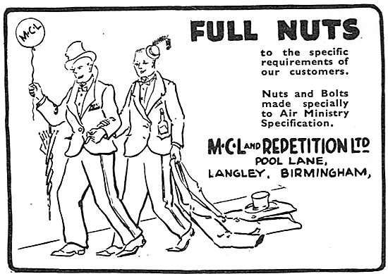 MCL And Repetition -  Full Nuts