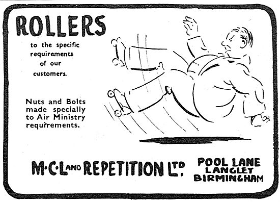 MCL And Repetition - Rollers