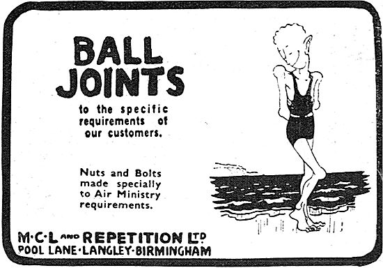 MCL And Repetition - Ball Joints