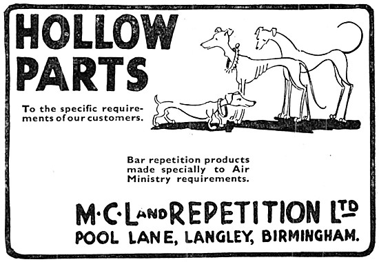 MCL & Repetition Bar Repitition Products
