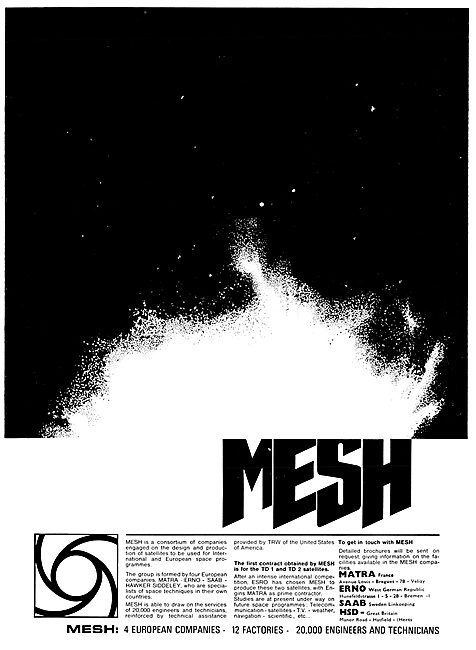 MESH - MATRA ERNO SAAB HSD